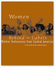 Women Behind the Labels cover